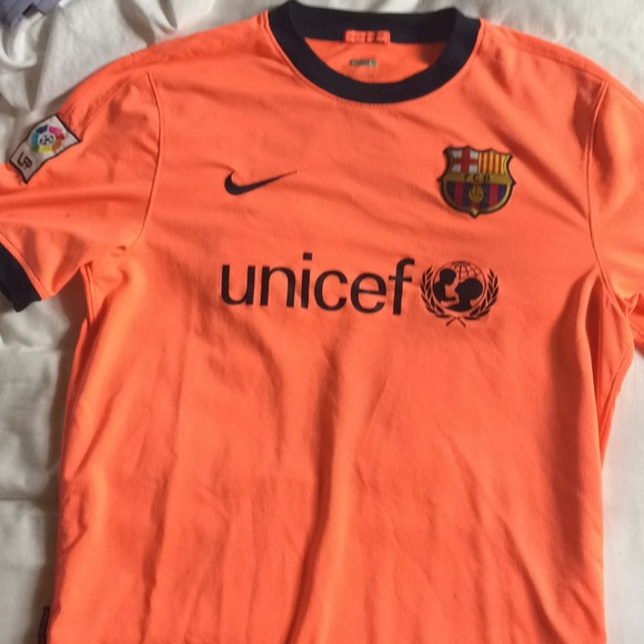 promo code 36785 794ee Authentic Nike Barcelona Jersey